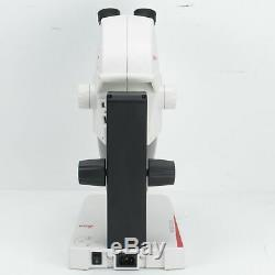 LEICA EZ4 HD STEREO ZOOM MICROSCOPE With BUILT-IN 3MP DIGITAL & USB CAMERA