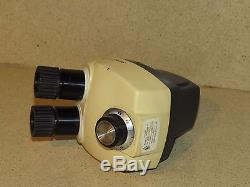 ++ Leica Stereozoom Stereo Zoom 4 Microscope Binocular Head (le2)