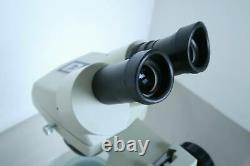 LWS Achiever Microscope Stereo Zoom with 10X W. F. Eyepieces