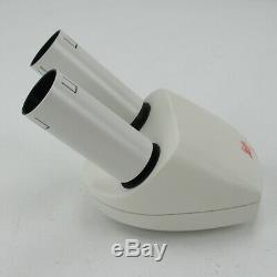 Leica Binocular Head For Mz Series Stereo Microscope 10445619