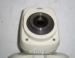 Leica DM Mikroskop Binokular Stereo Kopf 501055 microscope head binocular