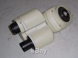 Leica DM Mikroskop Binokular Stereo Kopf microscope head binocular