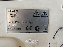 Leica EZ4 Stereo microscope Eyepiece Science 10447197