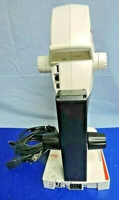 Leica EZ4W Stereo Microscope with Integrated WiFi Camera & Light Source & Cables
