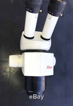 Leica M80 Stereo Microscope, 2 Leica 10447160, One Leica Lens 10450160