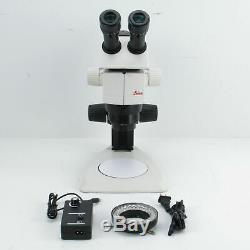 Leica M80 Stereo Zoom Microscope With 10x Eyepieces, 1x Objective & Led Light