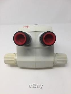 Leica Microscope GZ4 Binocular Head Stereo Pod 13410104