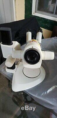 Leica Mz8 Stereo Zoom Microscope W 10x Eyepieces, 1x Obj
