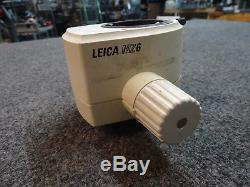 Leica Stereo Microscope MZ6 Main Zoom Body Carrier 10445614
