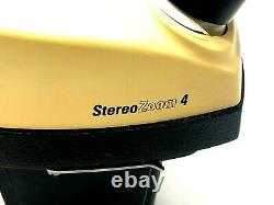Leica Stereo Zoom 4 Microscope Head with Adjustable Mount