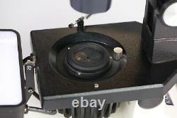 Leica Stereo Zoom 6 Microscope / Gem Scope Kassoy Gemological Base