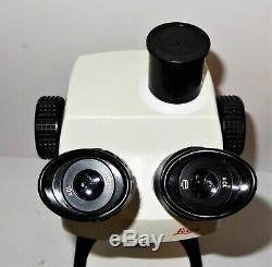Leica Stereo Zoom-6 Photo Stereo Microscope