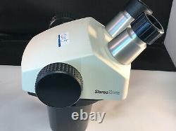 Leica Stereo Zoom SZ-4 Microscope Head. 07 to 3.0 TESTED