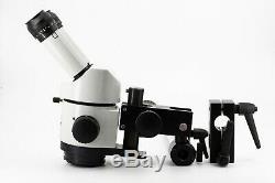 Leica Wild M3c Stereo Binocular Microscope 0.63x Lens 10447137
