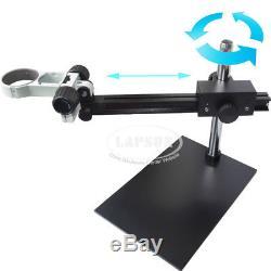 Long Arm Heavy Duty Boom Table Stand for Binocular Trinocular Stereo Microscope