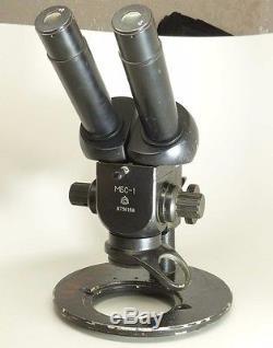 MBS-1 eyepieces 8x F64 Russian STEREO Binocular Microscope #736159