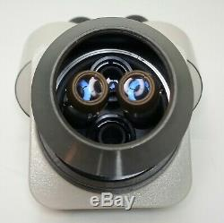 MEIJI EMT-2 Stereo Turret Microscope SWF10X Eyepieces 10X 30X Mag SERVICED #424