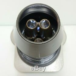 MEIJI EMT-3 Stereo Turret Zoom Gem Microscope SWF15X 30X & 60X Mag SERVICED #422