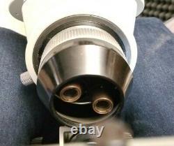 MEIJI EMT Stereo Microscope W10X Eyepieces
