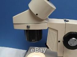 MICROSCOPE stereo Binocular Swift Japan Dual Illumination x10 & x20
