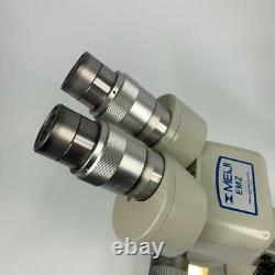 Meiji EMZ Stereo Zoom Microscope 7x to 45x Magnification with Illumination
