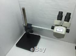 Meiji EMZ Stereo Zoom Microscope Head with SWF10X Eyepieces, Mag 0.7-4.5x