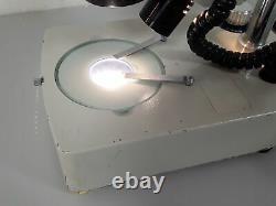 Meiji Techno EMT Binocular Stereo Microscope Lab Equipment