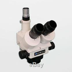 Meiji Techno EMZ-5TR Trinocular Stereo Microscope