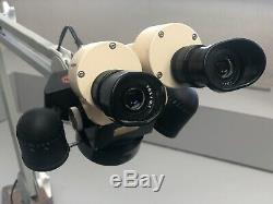 Mobiloskop's' Renfert Dental Stereo Microscope Swiveling Arm