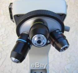 Motic B1 Collegiate/Medical-Grade Binocular Stereo Microscope x4 x10 x40 l