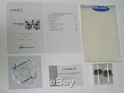 NEW VWR Vista Vision 82026-640 Binocular Pole Stereo Zoom Microscope VistaVision