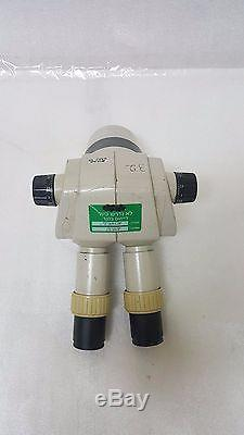 NIKON SMZ-1B SMZ1B STEREO ZOOM BINOCULAR MICROSCOPE With RAVON P/N B85-04-00-040