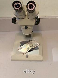 NIKON SMZ-2B Stereo Inspection scope + base