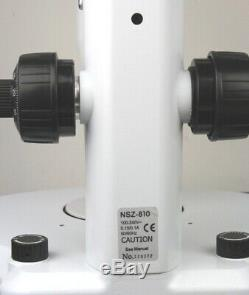 NSZ810 Stereo Zoom Microscope