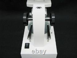 New AmScope 5X-10X Binocular Stereo Microscope with Halogen Light