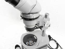 Nikon Binocular Polarization Stereo Zoom Microscope + 3-way polarization Slide