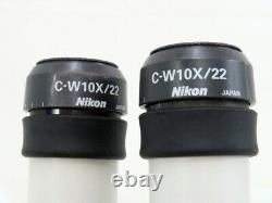 Nikon Microscope SMZ800 Stereo Microscope From Japan
