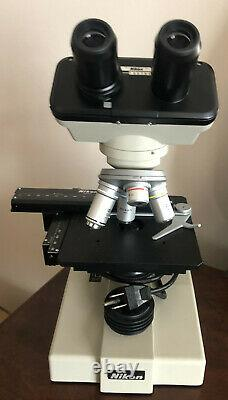 Nikon SMZ-1 Stereo Microscope, Model SC in Great Working Condition