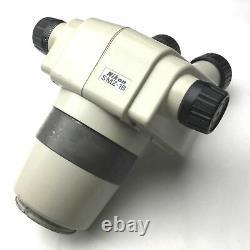 Nikon SMZ-1B Stereo Zoom Microscope Head Mag 0.8-3.5x, Working Distance 100mm