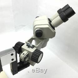 Nikon SMZ-1B Stereo Zoom Microscope Head, Mag 0.8x to 3.5x, Eye Pieces 10x/21