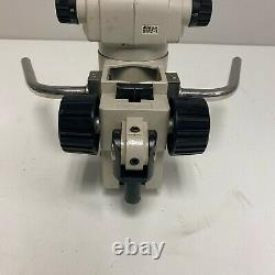 Nikon SMZ-1B Stereo Zoom Microscope Head Tested and Working