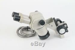 Nikon SMZ-1B Stereo Zoom Microscope With Nikon 10x/21
