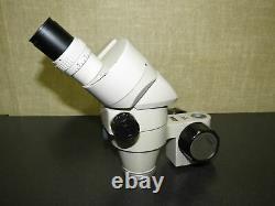 Nikon SMZ-2B Microscope Stereo head with 10x/23 optics