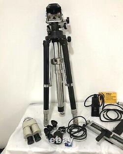 Nikon SMZ-2T Zoom Stereo Microscope Kit