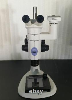 Nikon SMZ1500 Stereo Microscope