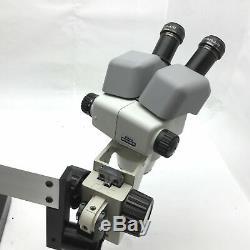 Nikon SMZ645 Stereo Zoom Microscope Head, Mag 0.8x to 5x, Eye Pieces C-W10xA/22