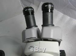 Nikon SMZ645 Stereo zoom 8x-50x, 10x/22 WF eye pieces