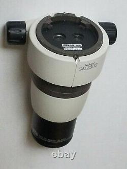 Nikon SMZ800 Stereoscope Stereo Microscope Body Part Zoom Lens