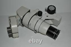 Nikon Smz800 Polarizing Stereo Zoom Microscope- Plan 1x- P-ic12 P-bt (hx15)