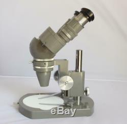 OLYMPUS Binocular stereo microscope 10 times magnification NO BOX from Japan
